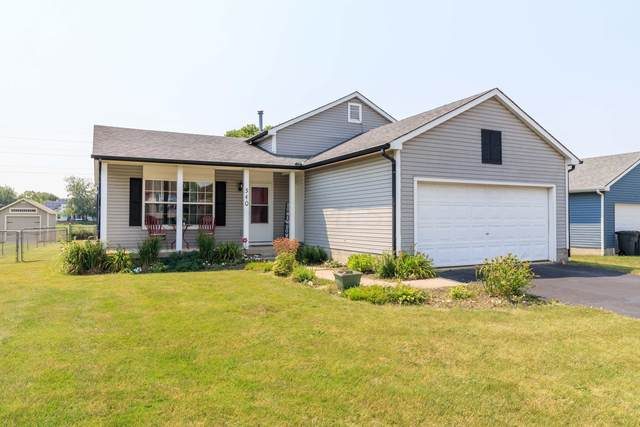 540 Carriage Drive, Plain City, OH 43064 (MLS #221041550) :: Berkshire Hathaway HomeServices Crager Tobin Real Estate