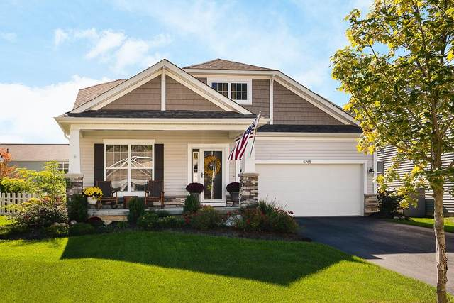 6765 Brooklyn Heights Road, Westerville, OH 43081 (MLS #221041558) :: Sandy with Perfect Home Ohio