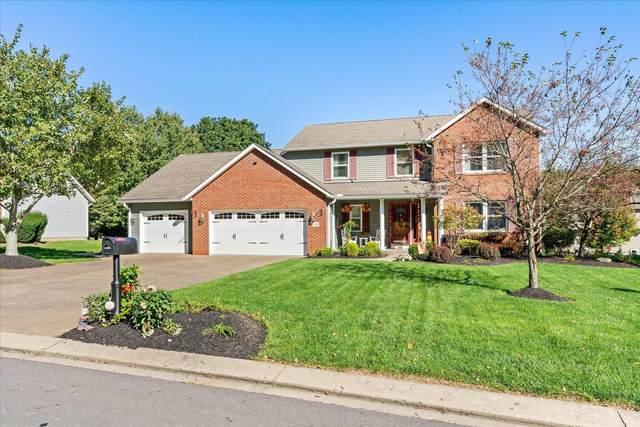 1430 Deer Run Road, Newark, OH 43055 (MLS #221041560) :: Berkshire Hathaway HomeServices Crager Tobin Real Estate