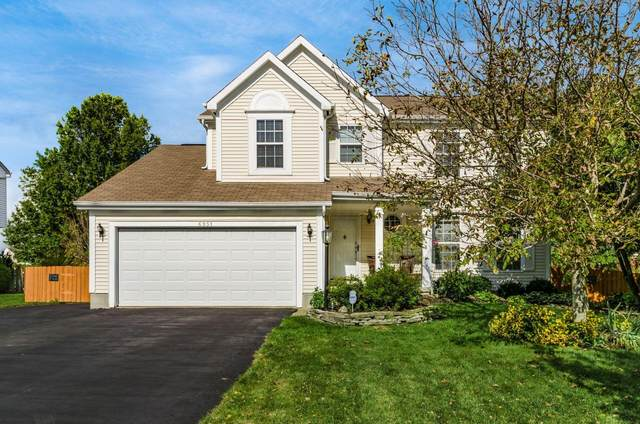 6951 Sherbrook Drive, Westerville, OH 43082 (MLS #221041573) :: CARLETON REALTY