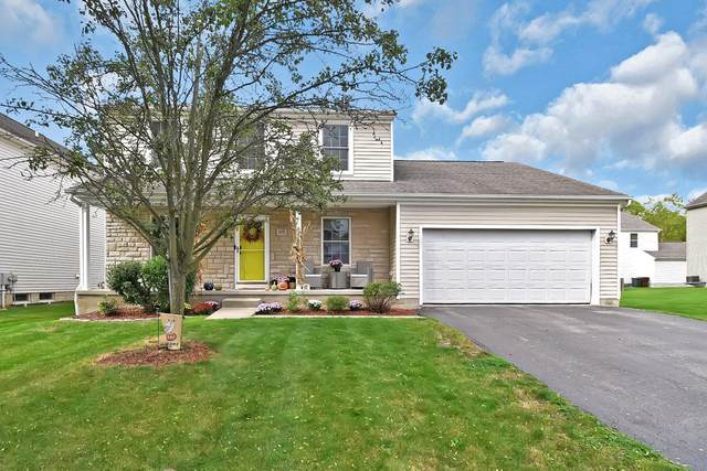 375 Grinnell Street, Pickerington, OH 43147 (MLS #221041575) :: RE/MAX ONE