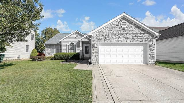 3000 Shady Knoll Lane, Hilliard, OH 43026 (MLS #221041606) :: Berkshire Hathaway HomeServices Crager Tobin Real Estate
