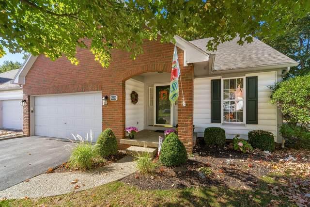6419 Upper Lake Circle, Westerville, OH 43082 (MLS #221041625) :: CARLETON REALTY