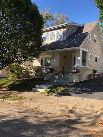 90 E Pacemont Road, Columbus, OH 43202 (MLS #221041626) :: CARLETON REALTY