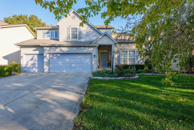 6004 Northcliff Boulevard, Dublin, OH 43016 (MLS #221041641) :: Berkshire Hathaway HomeServices Crager Tobin Real Estate