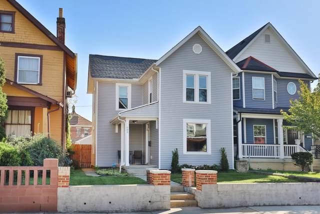 608 Gilbert Street, Columbus, OH 43205 (MLS #221041644) :: ERA Real Solutions Realty