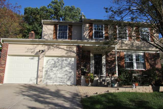 3976 Maidstone Drive, Columbus, OH 43230 (MLS #221041653) :: CARLETON REALTY