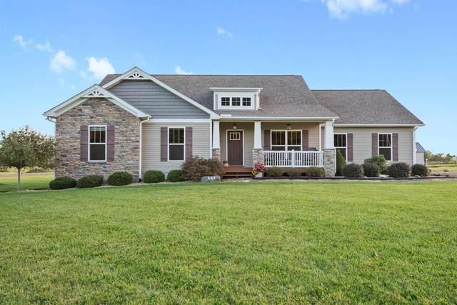 864 Hanover Road, Delaware, OH 43015 (MLS #221041654) :: CARLETON REALTY