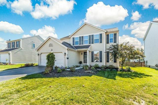 7292 Clancy Way, Westerville, OH 43082 (MLS #221041673) :: Sandy with Perfect Home Ohio
