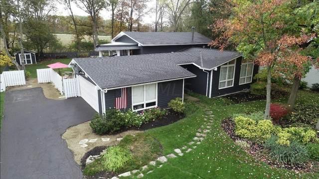 1336 Hickory Ridge Lane, Columbus, OH 43235 (MLS #221041688) :: Susanne Casey & Associates