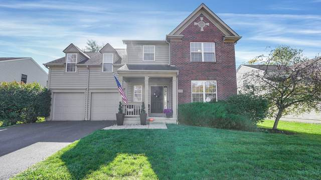 220 Crystal Petal Drive, Delaware, OH 43015 (MLS #221041689) :: Sandy with Perfect Home Ohio