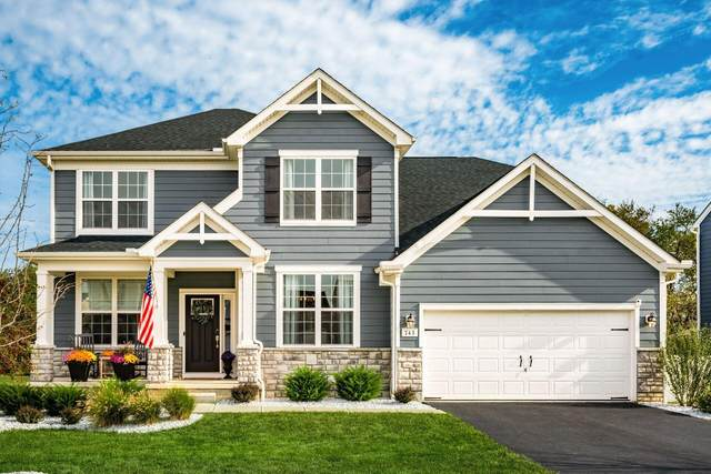 743 Viola Drive, Sunbury, OH 43074 (MLS #221041699) :: Sandy with Perfect Home Ohio