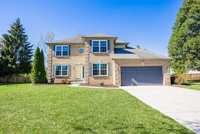 6868 Fox Run Drive, Westerville, OH 43082 (MLS #221041703) :: Sandy with Perfect Home Ohio