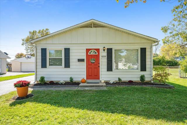 4559 Moraine Avenue, Hilliard, OH 43026 (MLS #221041709) :: Berkshire Hathaway HomeServices Crager Tobin Real Estate