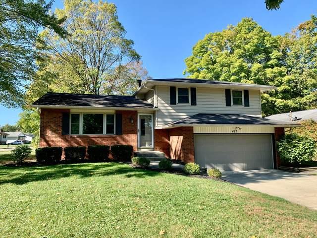 417 Citadel Street, Columbus, OH 43230 (MLS #221041719) :: Sandy with Perfect Home Ohio