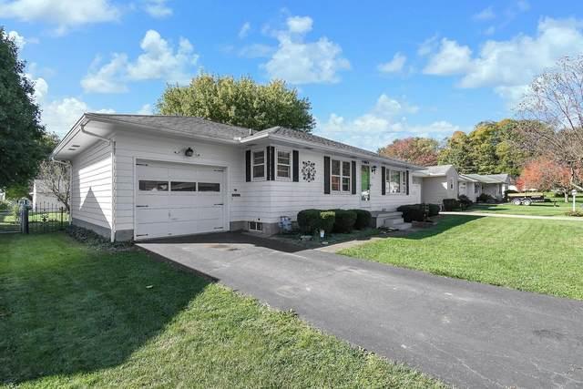 1835 Marrose Drive, Lancaster, OH 43130 (MLS #221041735) :: Bella Realty Group