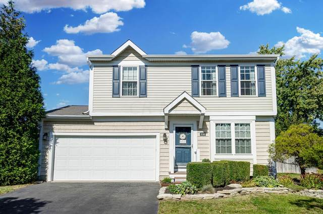 5048 Cashion Drive, Hilliard, OH 43026 (MLS #221041736) :: Sandy with Perfect Home Ohio