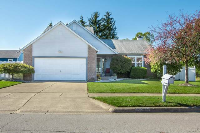 1193 Starlight Drive, Reynoldsburg, OH 43068 (MLS #221041748) :: Sandy with Perfect Home Ohio