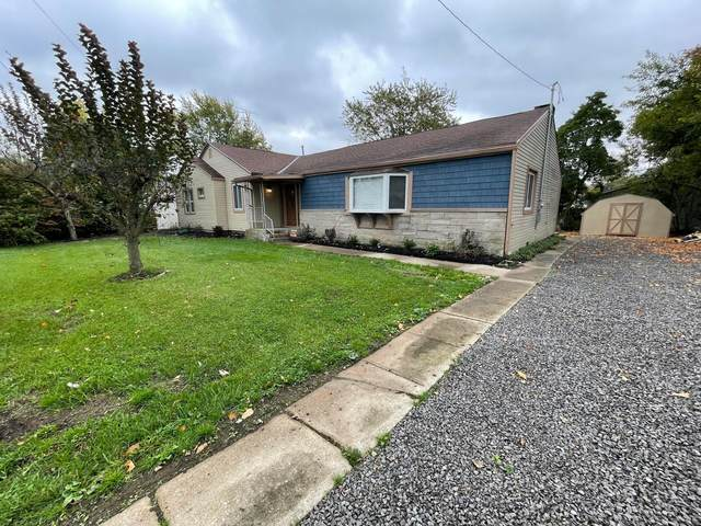 220 Morse Street, Russells Point, OH 43348 (MLS #221041818) :: Berkshire Hathaway HomeServices Crager Tobin Real Estate