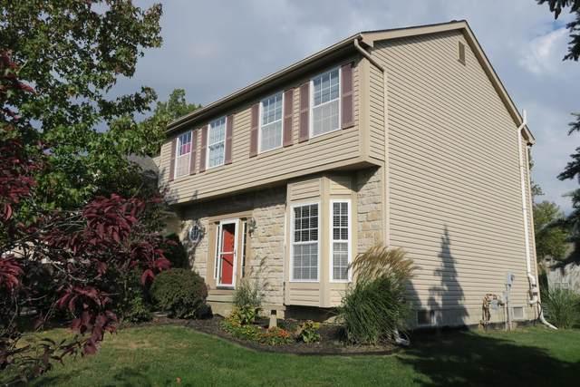 124 Springer Woods Boulevard, Delaware, OH 43015 (MLS #221041821) :: ERA Real Solutions Realty