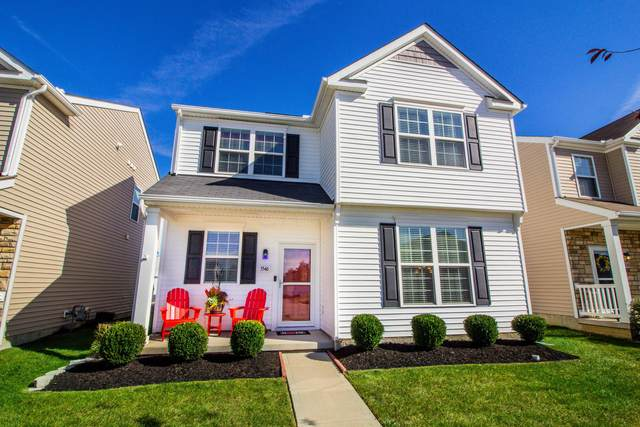 5546 Tygart Valley Drive, Dublin, OH 43016 (MLS #221041841) :: Berkshire Hathaway HomeServices Crager Tobin Real Estate