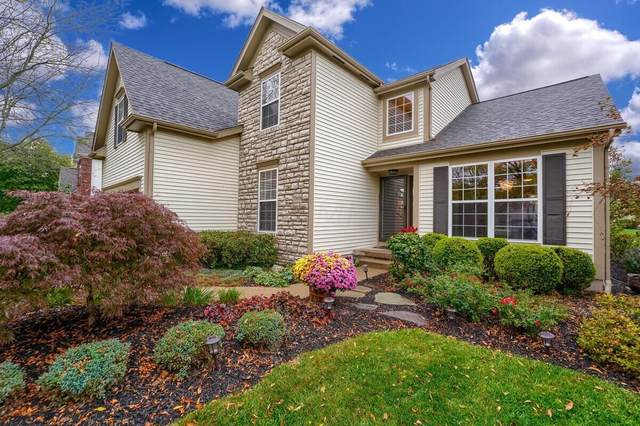 7809 Wiltshire Drive, Dublin, OH 43016 (MLS #221041843) :: Shannon Grimm & Partners Team