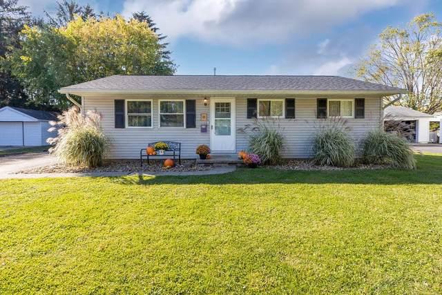 69 N Terrace Avenue, Newark, OH 43055 (MLS #221041850) :: Berkshire Hathaway HomeServices Crager Tobin Real Estate