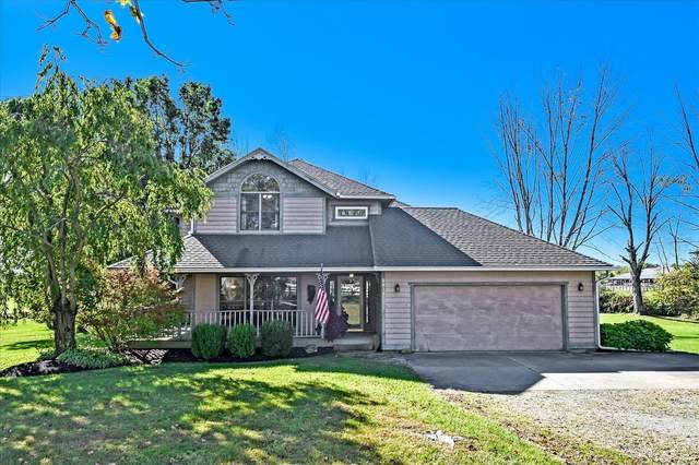 8436 Myers Road, Centerburg, OH 43011 (MLS #221041859) :: 3 Degrees Realty