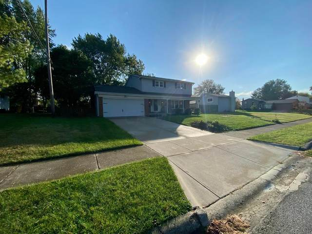 219 Drakewood Road, Westerville, OH 43081 (MLS #221041860) :: Berkshire Hathaway HomeServices Crager Tobin Real Estate