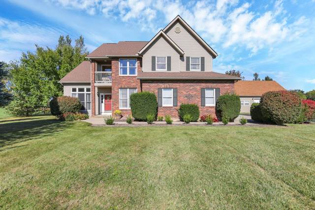 1407 W Slate Ridge Drive NW, Canal Winchester, OH 43110 (MLS #221041868) :: Berkshire Hathaway HomeServices Crager Tobin Real Estate