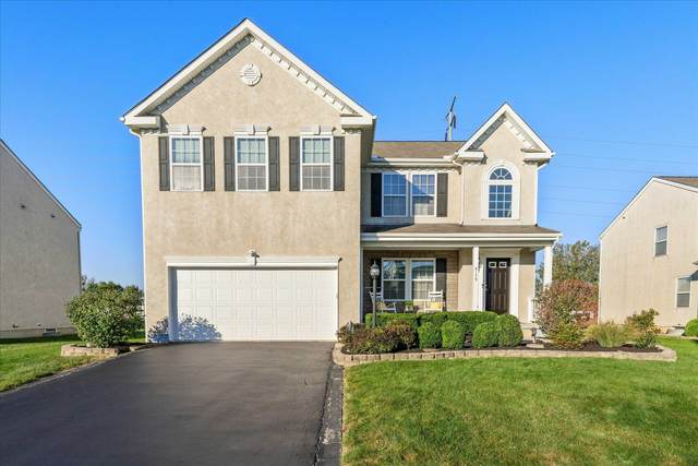 8179 Orange Station Loop, Lewis Center, OH 43035 (MLS #221041873) :: Sandy with Perfect Home Ohio