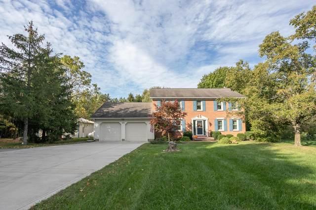 520 Hills Miller Road, Delaware, OH 43015 (MLS #221041884) :: Berkshire Hathaway HomeServices Crager Tobin Real Estate