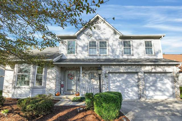 4619 Stonehill Street, Hilliard, OH 43026 (MLS #221041891) :: Berkshire Hathaway HomeServices Crager Tobin Real Estate