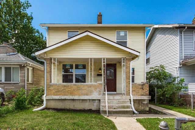 873 E 4th Avenue, Columbus, OH 43201 (MLS #221041901) :: Bella Realty Group