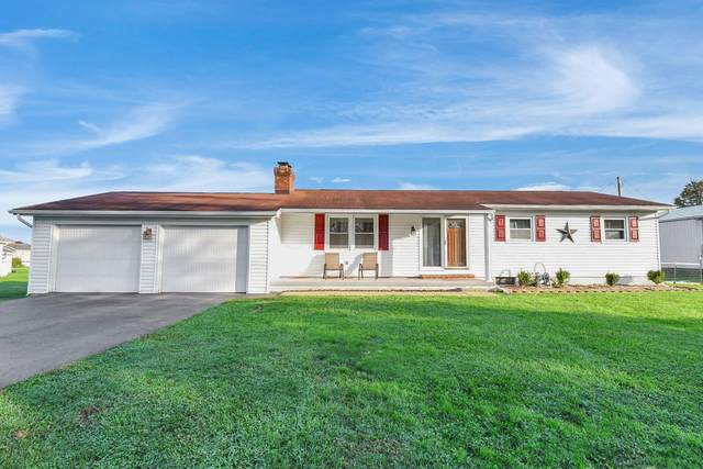 2924 Thrush Avenue SW, Lancaster, OH 43130 (MLS #221041924) :: RE/MAX ONE