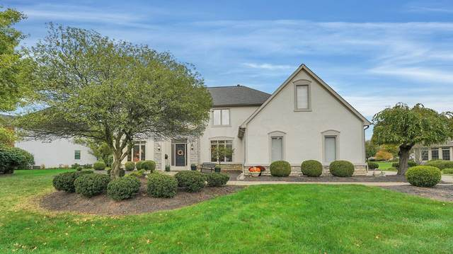 6106 Teasel Drive, Westerville, OH 43082 (MLS #221041936) :: Berkshire Hathaway HomeServices Crager Tobin Real Estate