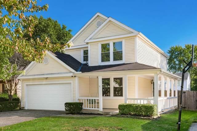 5992 Hildenboro Drive, Dublin, OH 43017 (MLS #221041943) :: Berkshire Hathaway HomeServices Crager Tobin Real Estate