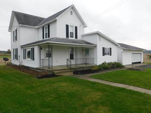 14373 Weaver Road, Marysville, OH 43040 (MLS #221041954) :: Berkshire Hathaway HomeServices Crager Tobin Real Estate