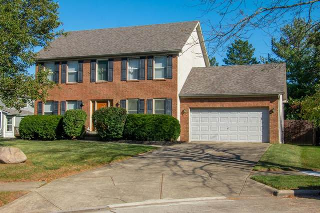 1182 Wedgewood Terrace, Westerville, OH 43082 (MLS #221041957) :: Berkshire Hathaway HomeServices Crager Tobin Real Estate