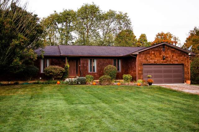 8343 Trails End Drive, Dublin, OH 43016 (MLS #221042019) :: Craig & Amy Balster