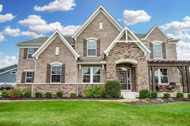 785 Meadow Ridge Way, Marysville, OH 43040 (MLS #221042031) :: Berkshire Hathaway HomeServices Crager Tobin Real Estate