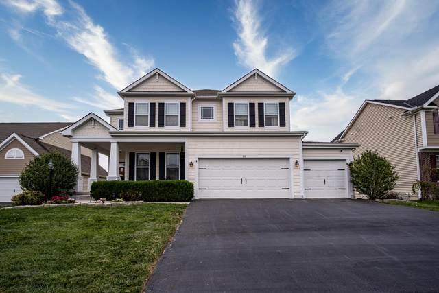 111 Kenton Court, Pickerington, OH 43147 (MLS #221042048) :: Berkshire Hathaway HomeServices Crager Tobin Real Estate