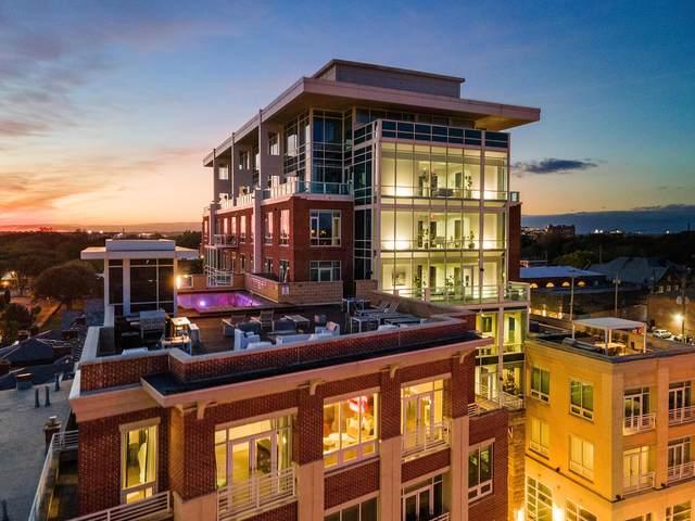 1145 N High Street #401, Columbus, OH 43201 (MLS #221042059) :: Berkshire Hathaway HomeServices Crager Tobin Real Estate
