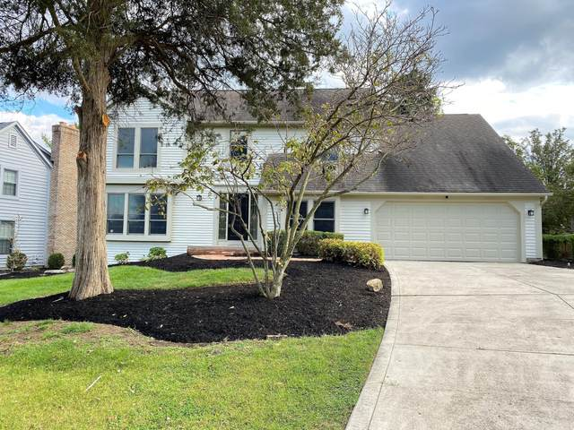 5615 Dumfries Court W, Dublin, OH 43017 (MLS #221042067) :: Berkshire Hathaway HomeServices Crager Tobin Real Estate