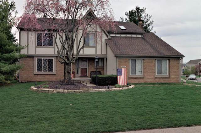 7300 Old Creek Lane, Canal Winchester, OH 43110 (MLS #221042074) :: Signature Real Estate