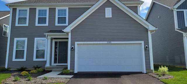 5785 Pinesdale Place, Westerville, OH 43081 (MLS #221042083) :: Berkshire Hathaway HomeServices Crager Tobin Real Estate