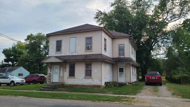 197 S 6th Street, Newark, OH 43055 (MLS #221042088) :: Berkshire Hathaway HomeServices Crager Tobin Real Estate