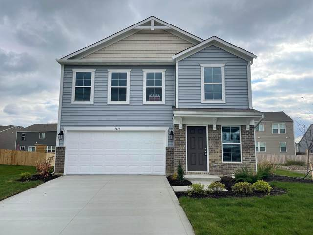 7479 Sugarbark Court, Canal Winchester, OH 43110 (MLS #221042100) :: Berkshire Hathaway HomeServices Crager Tobin Real Estate