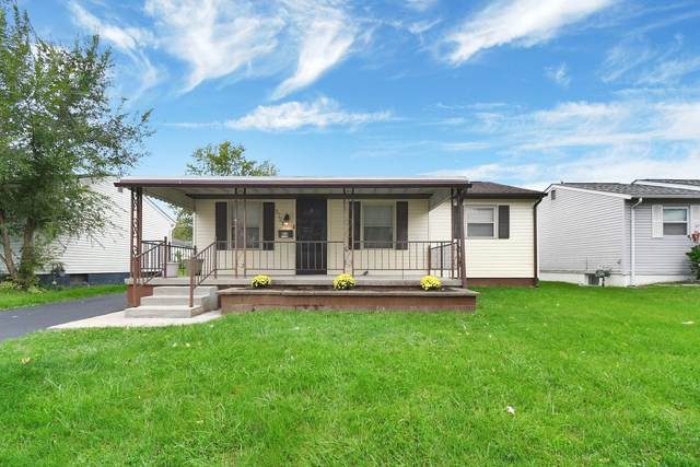 3721 Christie Road E, Columbus, OH 43207 (MLS #221042118) :: Sandy with Perfect Home Ohio
