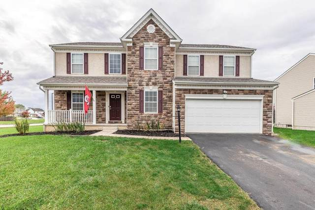 113 Parkdale Drive, Johnstown, OH 43031 (MLS #221042255) :: LifePoint Real Estate
